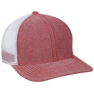 Platinum Series Structured Chambray Baseball Cap