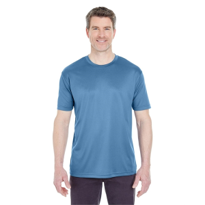 UltraClub® Men's Cool & Dry Sport Performance Interlock T- Shirt