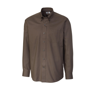 Cutter & Buck Long Sleeved Epic Easy Care Men's Nailshead Shirt